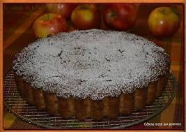 gâteau russe aux pommes la cuisine de lilly