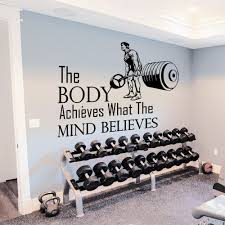 wall stickers for home gym color the walls of your house