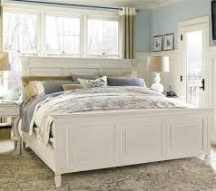 White Platform Bed Frame White Wood Bed Frames Interior Design