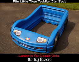 jeep bed little tikes little tikes decals ebay