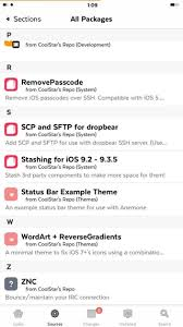 Iphone 5 Top Bar Icons Question Does The Coolstar Repo Still Have Stashing For Ios 9 2