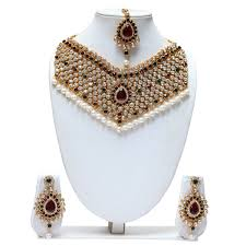 pearls necklace set images Pearl necklace set with price swarajshop gold necklace with jpg