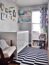 Unique Nursery Decorating Ideas Small Cool With Yes You Can Spaces From The Small