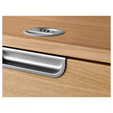galant drawer unit on castors oak veneer 45x55 cm ikea
