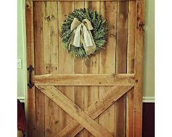interior sliding barn doors for homes barn door etsy