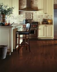Dark Floors Light Cabinets Kitchens With Dark Hardwood Flooring Westchester County Ny The