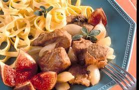 cuisiner les figues sauté d agneau aux figues recettes de cuisine la viande fr