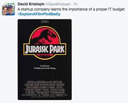 explain a film plot badly 11 mean and twisted movie comments