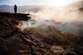 amid california u0027s toxic dumps local activists go it alone los