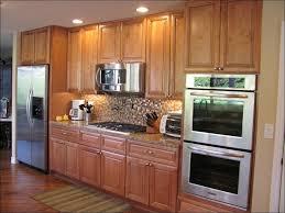 kitchen garage door style kitchen cabinets using kitchen