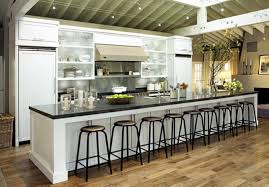 kitchens with large islands large kitchen island design designs photos inside custom islands
