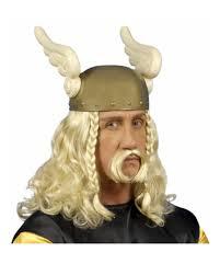 halloween costume blonde wig