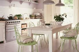 green white color schemes spacious white kitchen designs