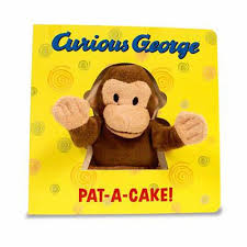 curious george pat cake toys