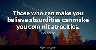 Love Makes You Blind Quotes Voltaire Quotes Brainyquote