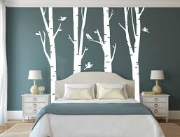 Stickers Chambre Bebe Arbre by Decalshut Blanc Chambre Stickers Muraux Pour Enfants Sticker Mural