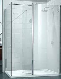 Infold Shower Door by Merlyn 8 Series Shower Enclosures 8 Series Quadrants Infold Doors