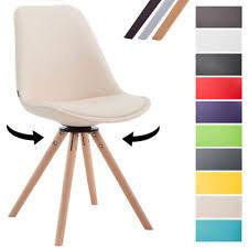 drehstuhl k che drehstühle aus kunstleder für die küche ebay