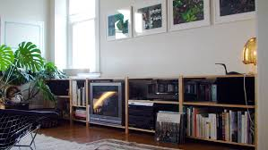 low ikea ivar shelving http www apartmenttherapy com sf house