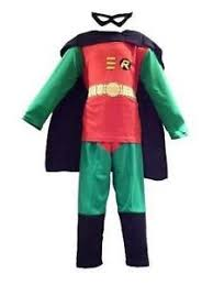 batman costume ebay
