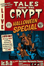 things to do in los angeles tales from the crypt halloween