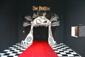tim burton s s work at lacma