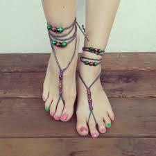 barefoot sandals barefoot sandals soleless sandals hippie heels hobbit heels