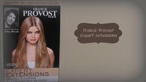 franck provost extensions idées d une coiffeuse revue expert extensions de franck provost