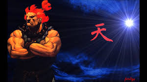 my streetfighter wallpaper youtube