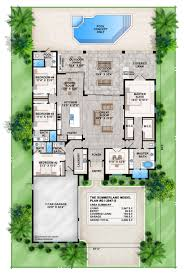modern florida house plans south florida designs coastal contemporary houseplan interior