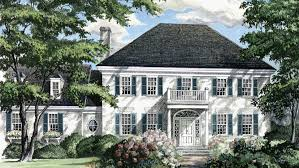 colonial home plans adam federal home plans adam federal style home designs from