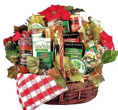 christmas food gift baskets deluxe italian food gift basket for the whole family