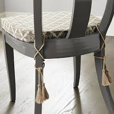 Dining Room Cushions Spacious Best 25 Dining Chair Cushions Ideas On Pinterest Kitchen