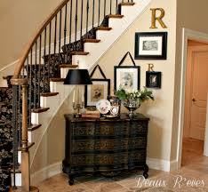 Staircase Decorating Ideas Wall Wall Decor Awesome Entrance Wall Decor Ideas Entryway Wall