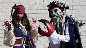 pirates inspire creative costumes the examiner