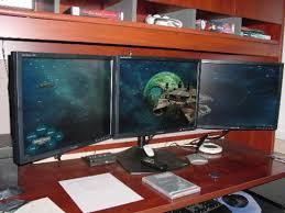 Three Monitor Desk Graphics Any Really Decent Way To Get Three Monitors Ask Ubuntu