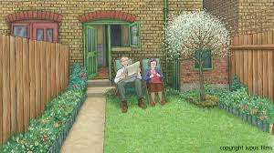this hand drawn animated film of raymond briggs u0027 ethel and ernest