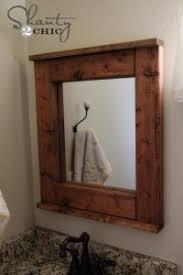 Unique Bathroom Mirror Frame Ideas Cottage Bathroom Designs Home Planning Ideas 2017