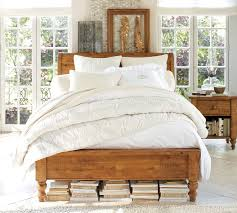 Ashby Bedroom Furniture Ashby Sleigh Bed Dresser Set Pottery Barn