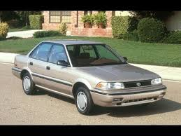 91 toyota corolla 1991 toyota corolla start up and review 1 6 l 4 cylinder