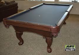 khaki pool table felt olhausen pool table
