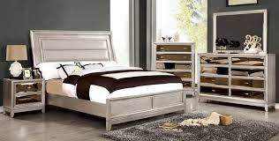silver bed maxon queen silver bed frame