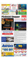 piedmont shopper june 23 29 2016 by piedmont shopper issuu