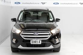 ford escape 2017 black ford escape 2017 used fords for sale in new zealand second hand