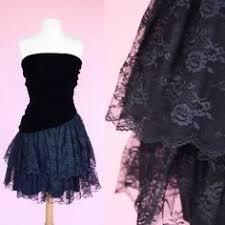 80s prom dress size 12 vintage 80s prom dress purple metallic lame by hatfeathersvintage