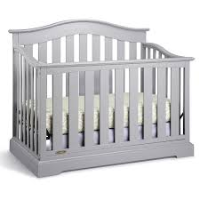 Bed Side Cribs by Graco Cribs Westbrook 4 In 1 Convertible Crib In Dove Brown Free