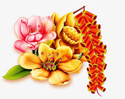 decorative flower chinese new year decorative flower chinese new year new year