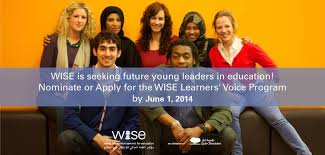 Seeking Voice 2014 15 Wise Learners Voice Program All Expense Paid Program In