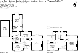 3 bedroom detached house for sale in baskerville lane shiplake