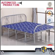 Folding Bed Frame Metal Folding Bed Frame Metal Folding Bed Frame Suppliers And